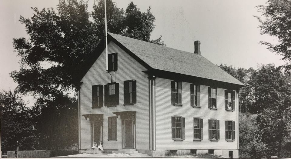PrimarySchools, photograph of schoolhouse