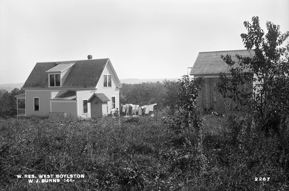 Another image of W. J. Burns' home