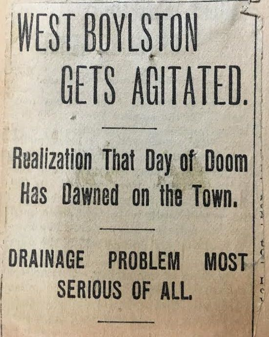 Day of Doom, news article