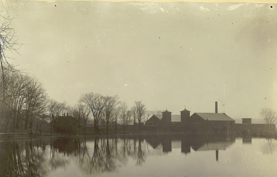 Photograph of Beaman Mill