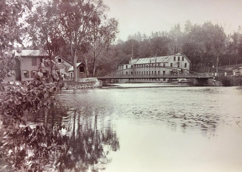 Coweemill, old photograph