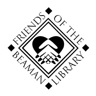 Friends of the Beaman Library logo